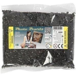 PhotoPearls PhotoPearls strijkkralen zwart 6000 stuks nr 1