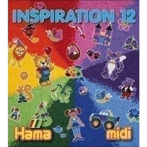 Hama Hama midi strijkkralen voorbeeldboekje 12