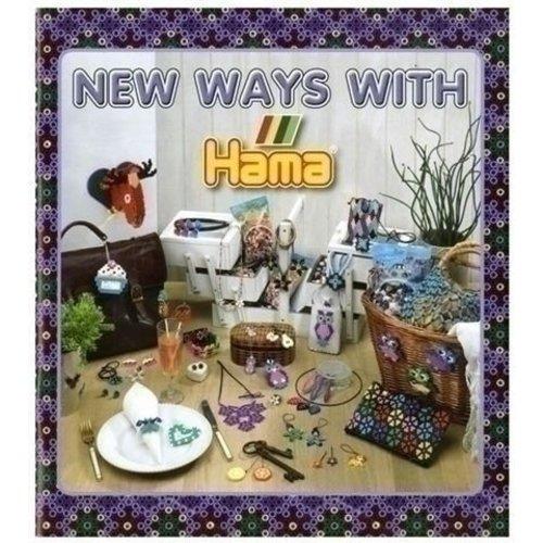 Hama Hama midi strijkkralen voorbeeldboekje 15