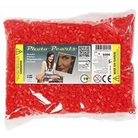PhotoPearls strijkkralen rood 6000 stuks nr 19
