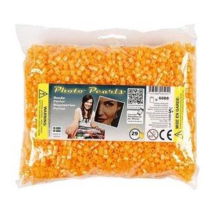 PhotoPearls PhotoPearls strijkkralen mandarijn 6000 stuks nr 29