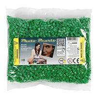 PhotoPearls strijkkralen groen 6000 stuks nr 16