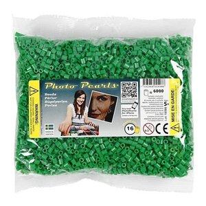 PhotoPearls PhotoPearls strijkkralen groen 6000 stuks nr 16