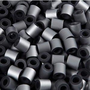 Nabbi Nabbi midi strijkkralen zilver 6000 stuks