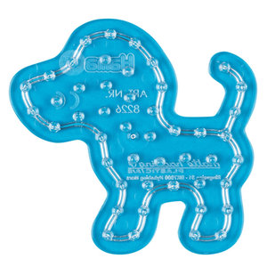 Hama Hama maxi strijkkralen grondplaat hondje