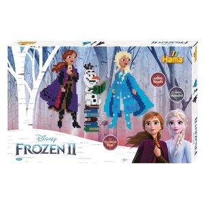 Hama Hama Strijkkralen Disney Frozen 2 Cadeauset 6000 stuks