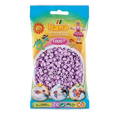 Hama Hama midi strijkkralen pastel paars nr 96 1000 stuks