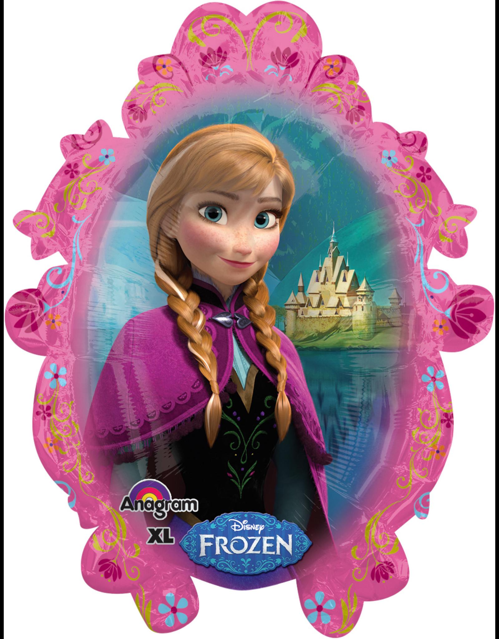 Amscan folieballon Frozen supershape 63 x 78 cm