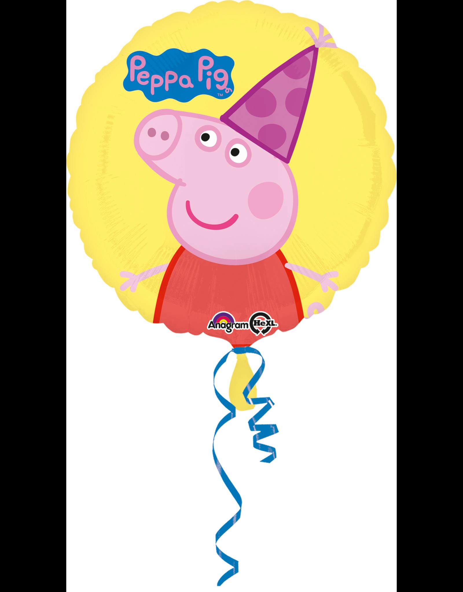 Amscan folieballon peppa pig 43 cm
