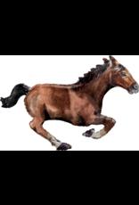 Amscan folieballon supershape paard 101 x 63 cm