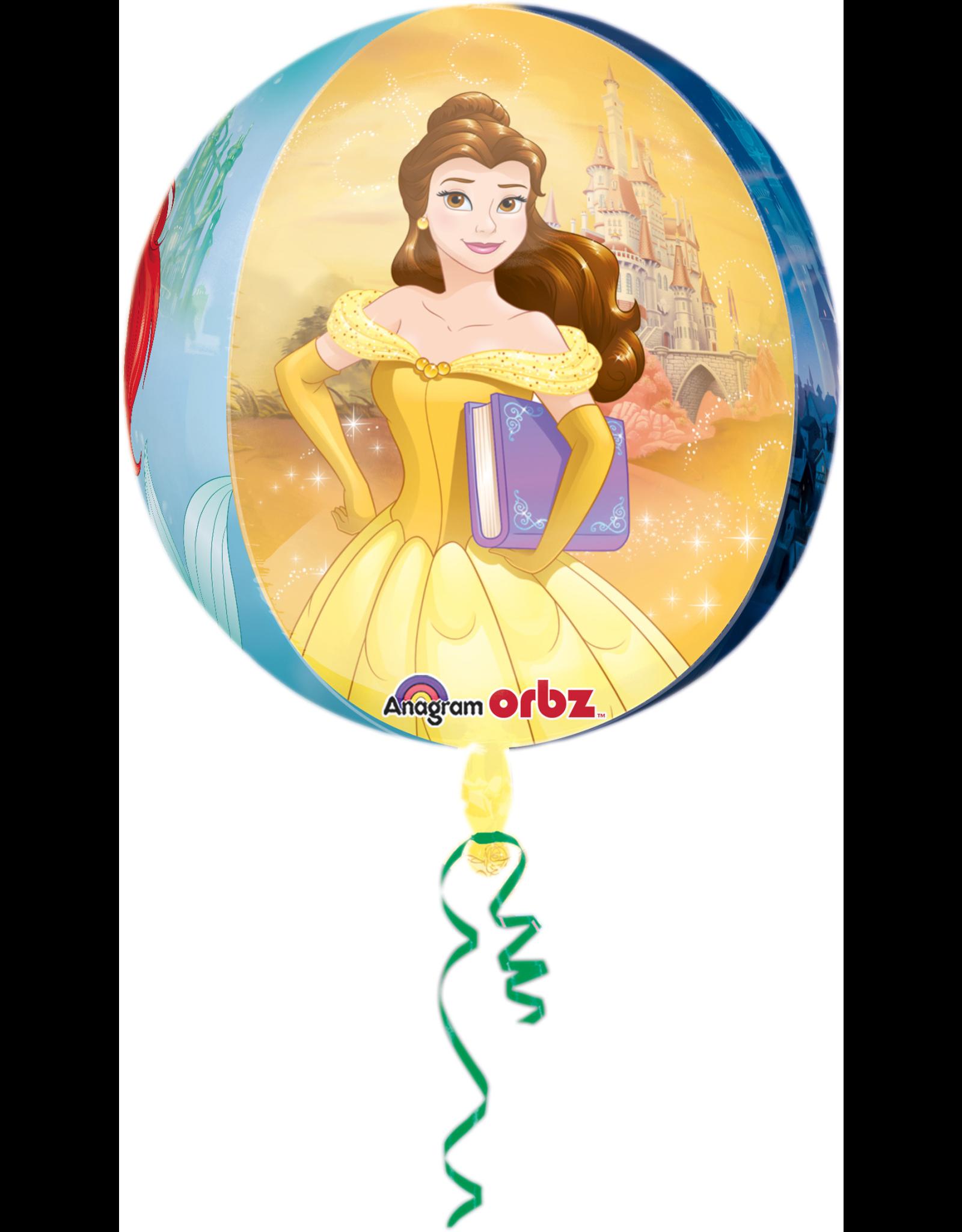 Amscan folieballon orbz disney princess 38 x 40 cm