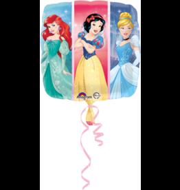 Amscan folieballon Disney princess 43 cm
