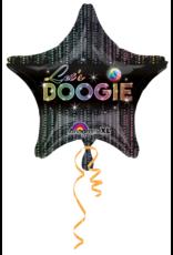 Amscan folieballon let's boogie 48 cm