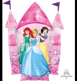 Amscan folieballon supershape Disney princess 66 x 88 cm