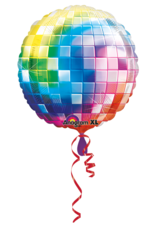 Amscan folieballon supershape disco 81 cm