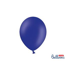 Ballonnen 27 cm donker blauw 10 stuks