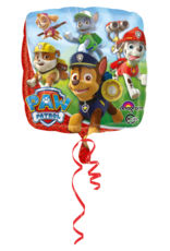 Amscan folieballon paw patrol 43 cm