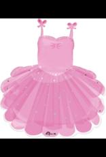 Amscan folieballon Ballerina supershape 58 x 71 cm