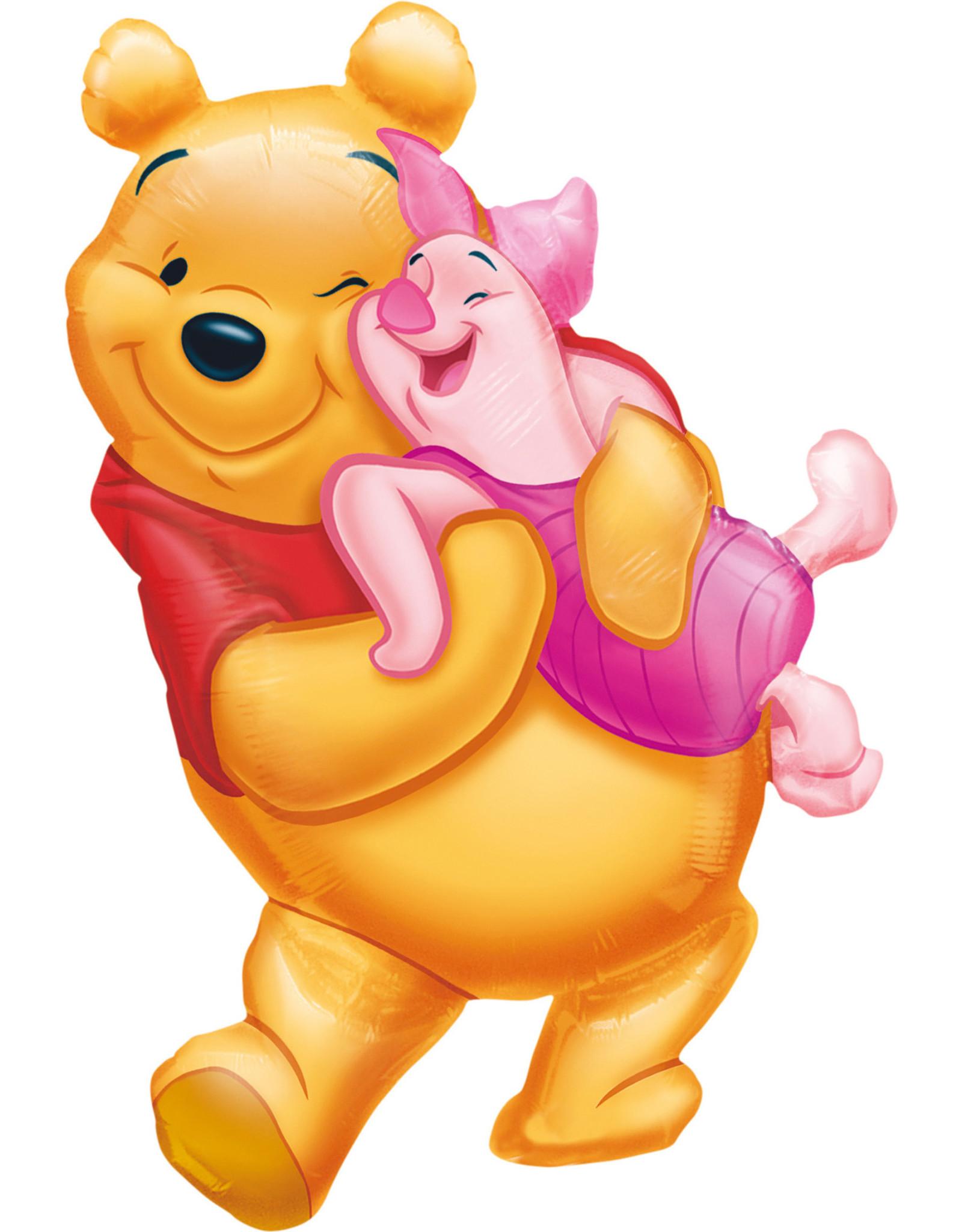 Amscan folieballon Winnie the pooh XL