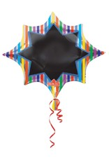Amscan folieballon write-on kleur