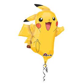 Amscan folieballon supershape pikachu 62 x 78 cm