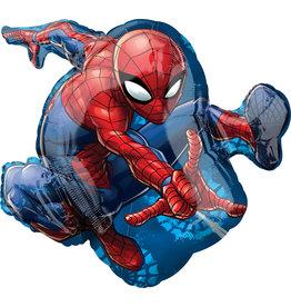 Amscan folieballon supershape Spiderman 43 x 73 cm