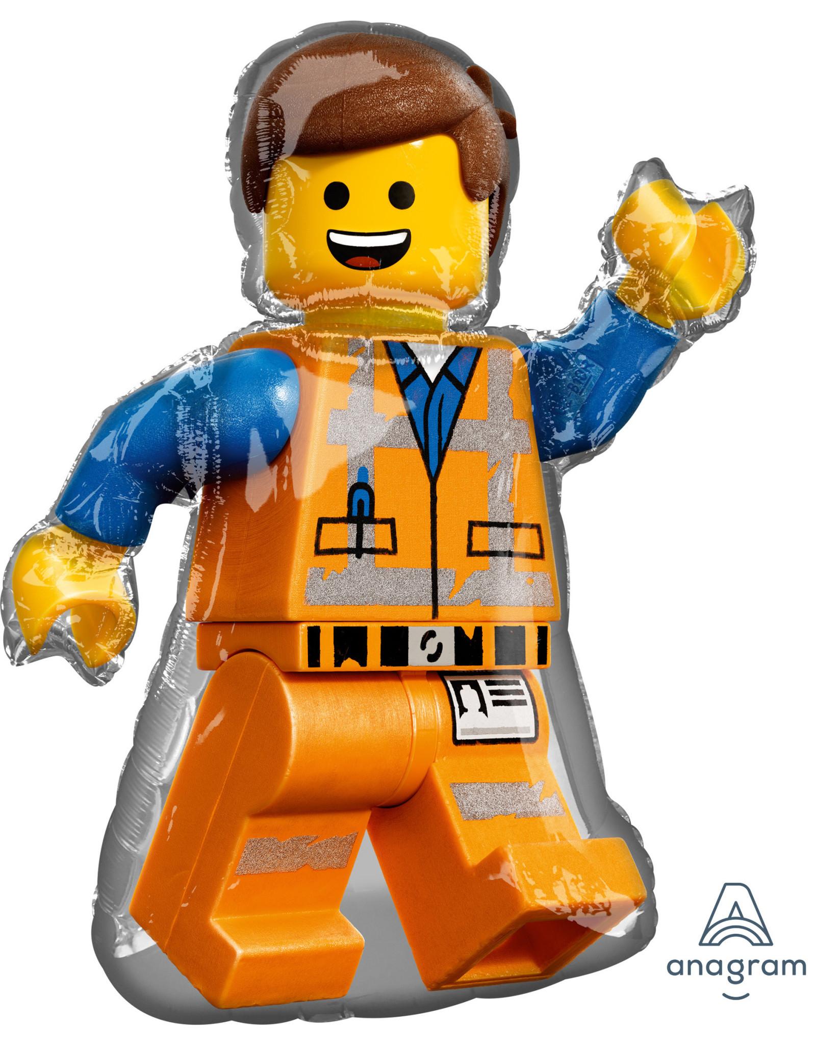Amscan folieballon supershape Lego 60 x 81 cm
