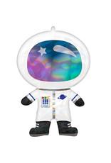 Amscan folieballon supershape astronaut holographic