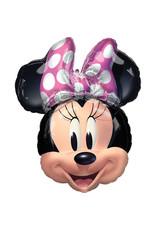 Amscan folieballon Minnie Mouse supershape 53 x 66 cm