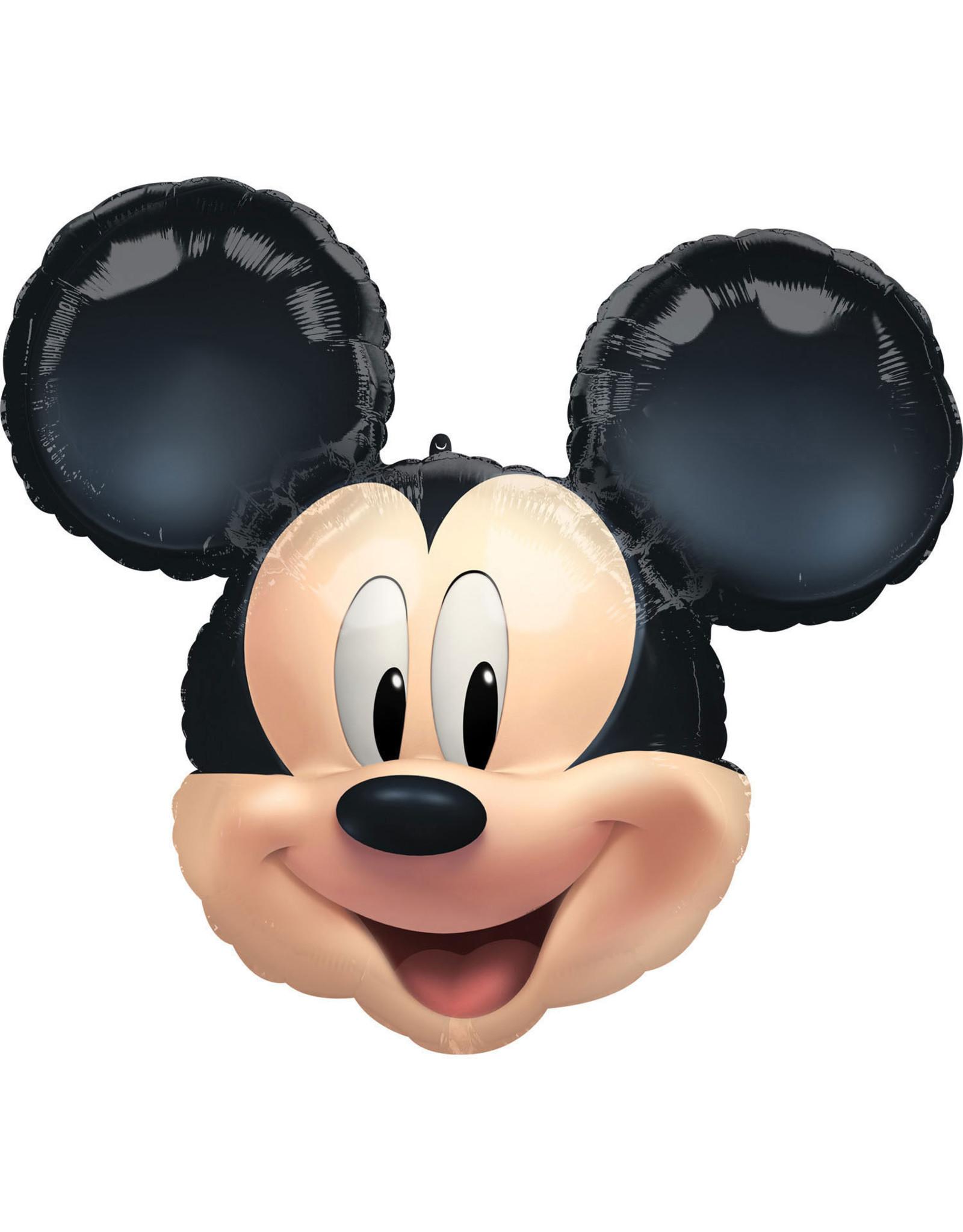 Amscan folieballon Disney jr Mickey Mouse 63 x 55 cm