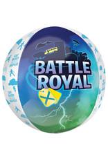 Amscan folieballon orbz Battle royale 38 x 40 cm