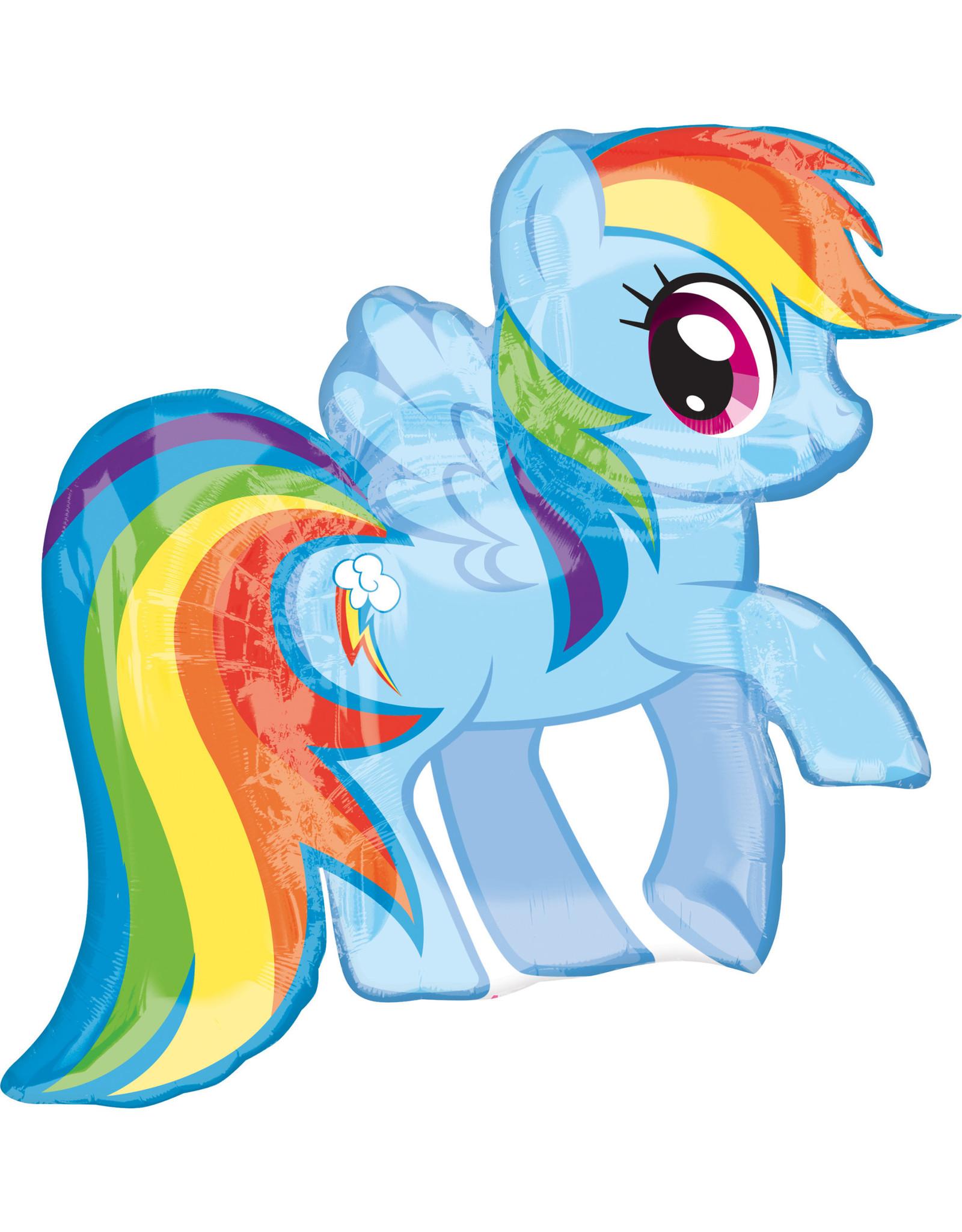 Amscan folieballon my little pony 71 cm x 68 cm