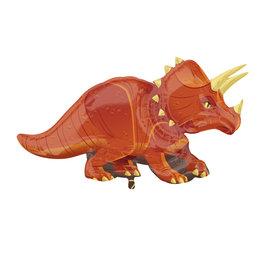 Amscan folieballon dino triceratops 106 x 60 cm