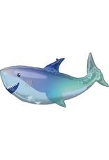 Amscan folieballon supershape haai