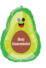 Amscan folieballon holy guacamole! 48 x 68 cm