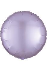 Amscan folieballon pastel lila rond 43 cm