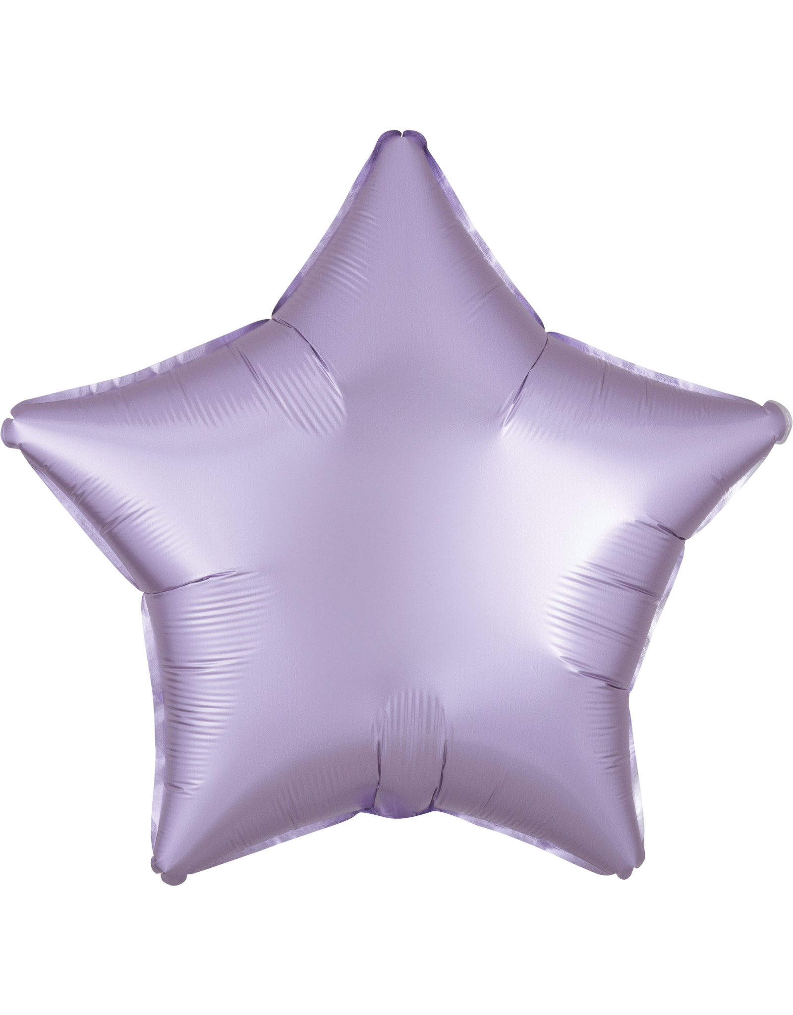 Amscan folieballon pastel lila ster 43 cm