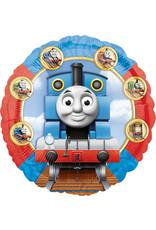 Amscan folieballon Thomas de Trein 43 cm
