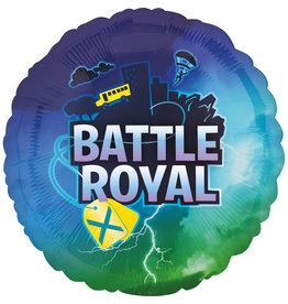 Amscan folieballon Battle Royale 43 cm