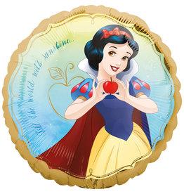 Amscan folieballon disney princess sneeuwwitje 43 cm