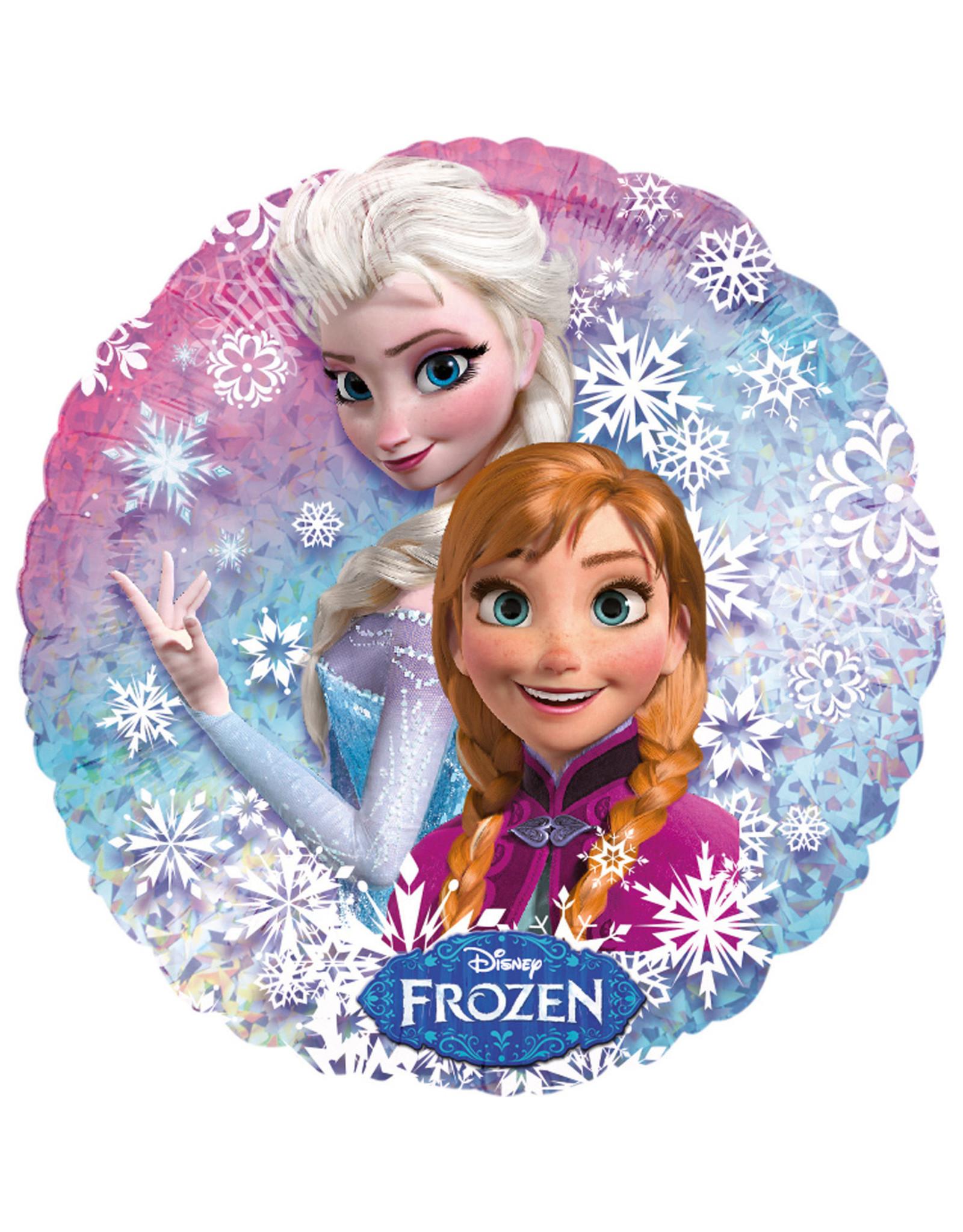 Amscan folieballon Frozen happy birthday 43 cm