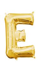 Amscan folieballon goud letter E 40 cm