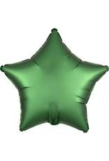 Amscan folieballon groen ster 48 cm