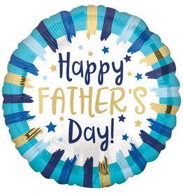 Amscan folieballon happy father's day! 43 cm