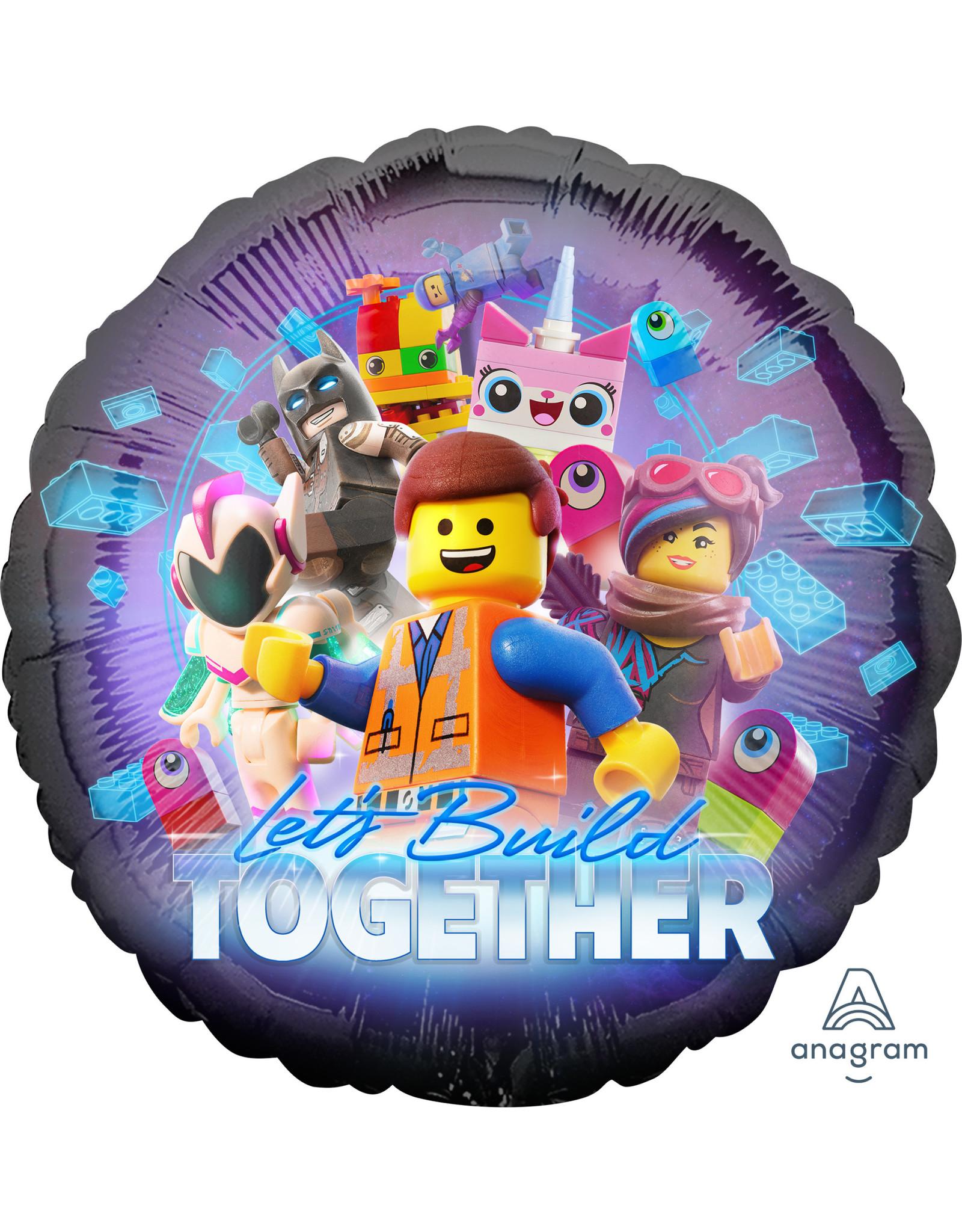 Amscan folieballon Lego Movie 43 cm