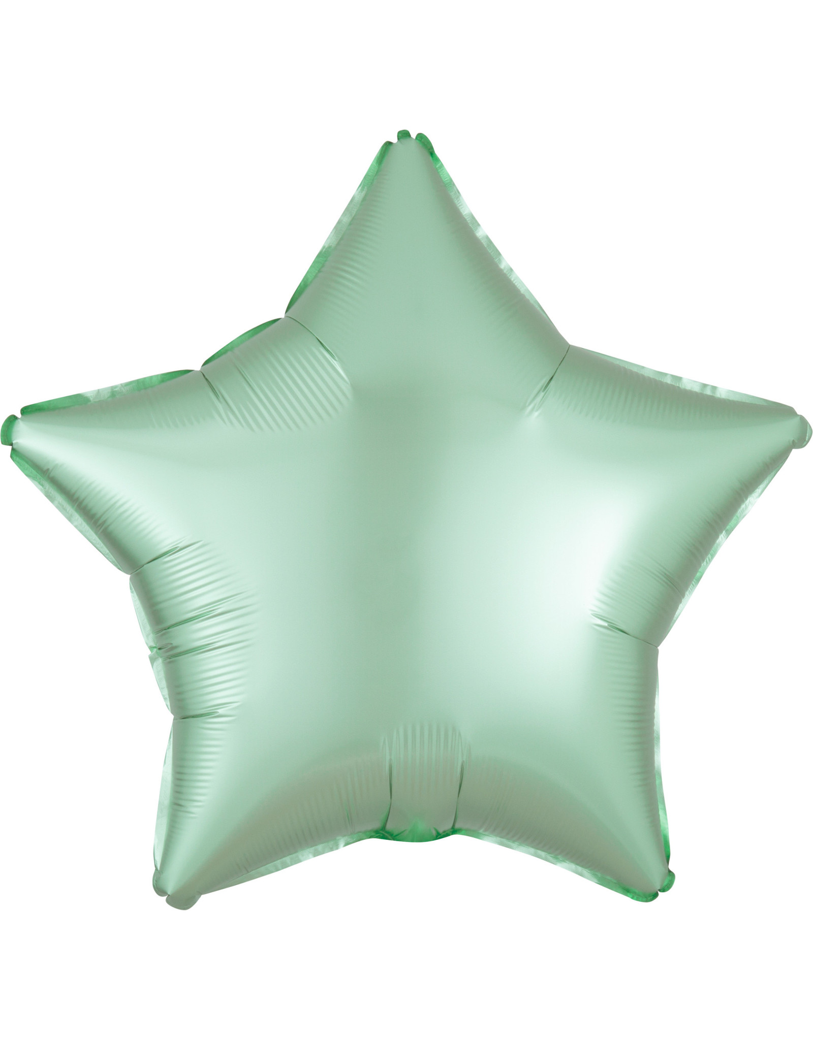 Amscan folieballon mint groen ster 48 cm