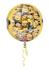 Amscan folieballon orbz Minions 38 x 40 cm