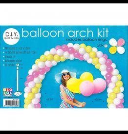 Ballonnenboogset DIY (voor 160-200 ballonnen)