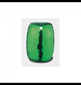 Rolletje lint groen metallic 20 meter