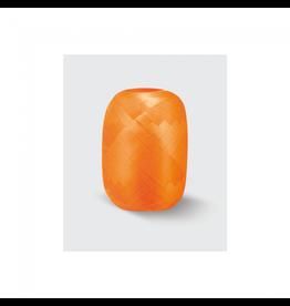 Rolletje lint oranje 20 meter